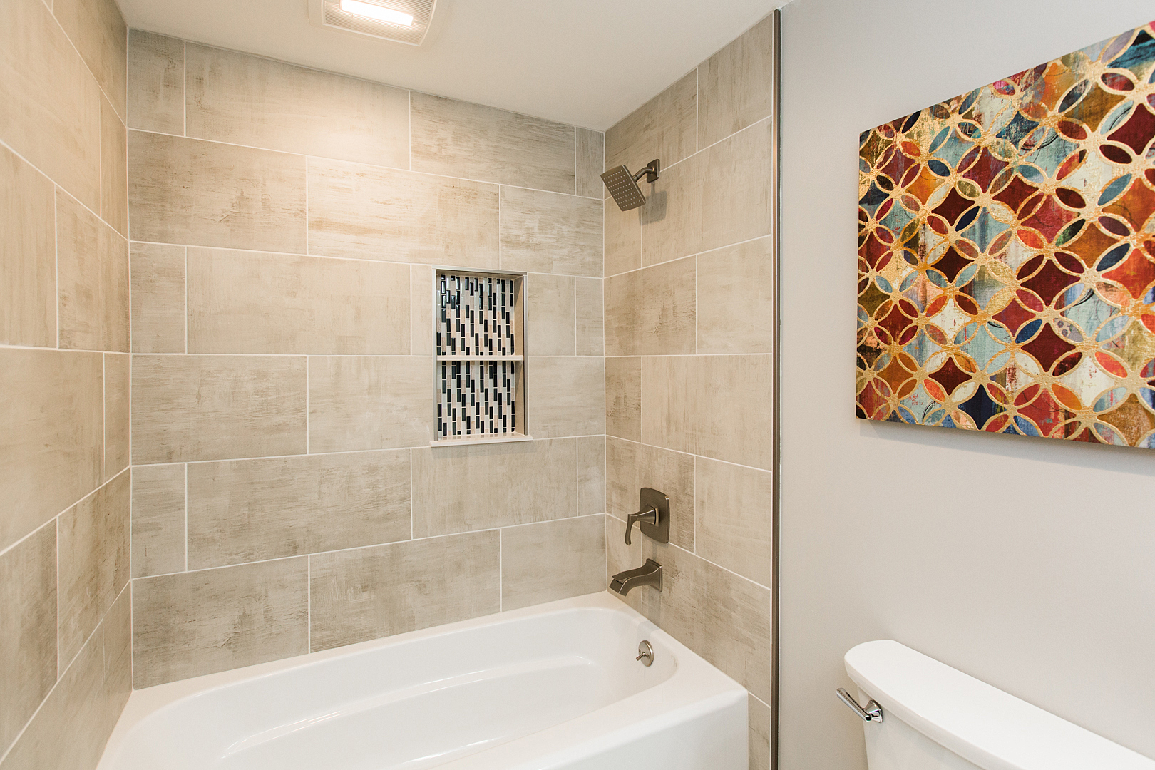 Our Bathroom Remodeling Team Can Create A Custom Bathroom That Is Right For  You.